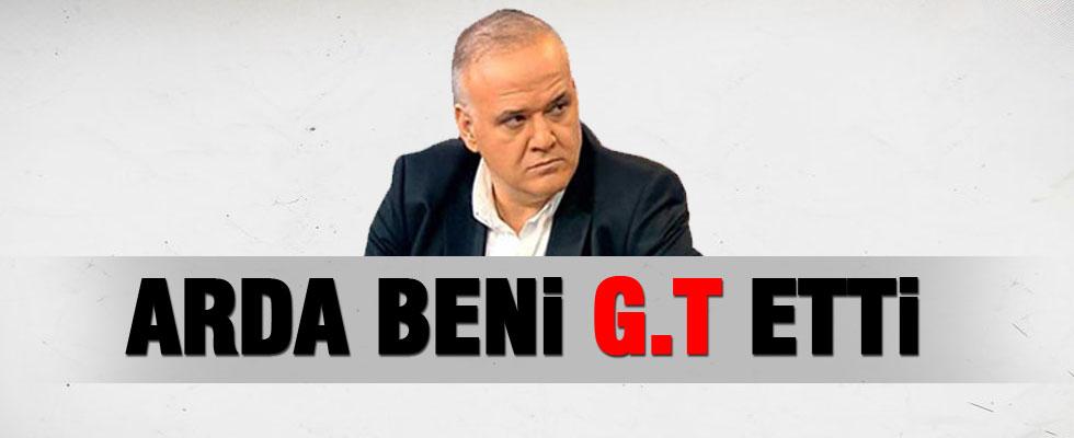 Ahmet Çakar: Arda beni g.t etti