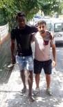 SERÇE PARMAĞI - Albimo Alanyaspor'da Sulley Sakatlandı