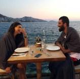 Arda Turan'ın Bodrum tatili devam ediyor