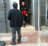MAHSUR KALDI - Asansörde Mahsur Kalan Şahsı İtfaiye Kurtardı