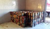 GAZYAĞı - Karaman'da Kaçak Akaryakıt Operasyonu