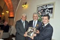 CEM SULTAN - Kesob Başkanı Dursun Ergin'e Büyük Ödül