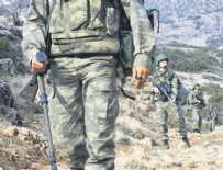 ÇEKİLME SÜRECİ - PKK yeniden Amanoslar'da