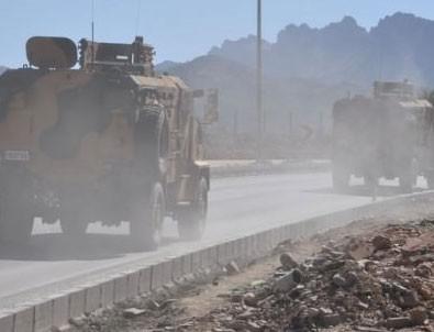 Suriye sınırından kara haber geldi: 1 şehit