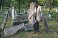 NIZAMETTIN ARSLAN - Tarihi Mezarları Ve Mezar Taşlarını Koruyamamışız