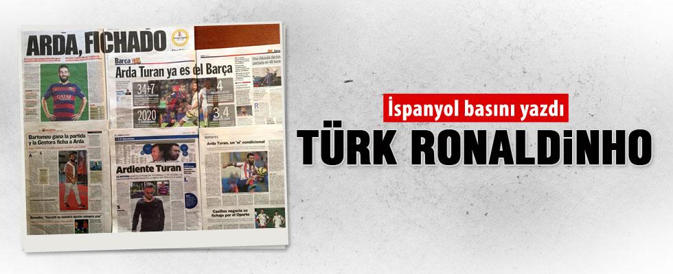 Arda Turan'ın Barcelona'ya transferi İspanyol basınında