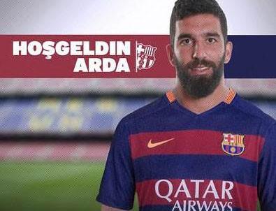 İşte Barça'lı Arda'nın forma numarası