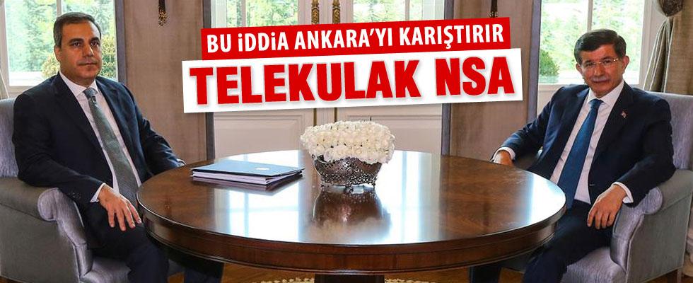 Hakan Fidan'ın toplantısı dinlendi iddiası