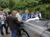 KOZCAĞıZ - Orman Bölge Müdürü'nden Bartın'da İnceleme Gezisi