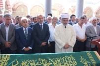 TRAKYA ÜNIVERSITESI - Sağlık Bakanı Müezzinoğlu, Eski Edirne Müftüsü Koçaşlı'nın Cenazesine Katıldı