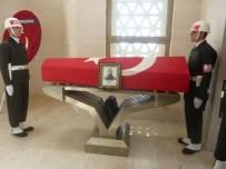 SALIH ŞAHIN - Şehit Faik Yüce, Gözyaşları İçinde Son Yolculuğuna Uğurlandı