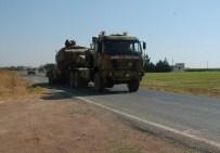 KAÇAK İNSAN - Suriye Sınırına Askeri Sevkiyat