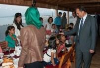 NEDIM AKMEŞE - Vali Taşyapan, Çocuklarla Birlikte İftarını Açtı