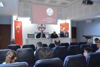 TRAKYA ÜNIVERSITESI - Edirne İl Milli Eğitim Danışma Komisyonu Toplantısı