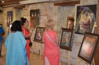 KAYHAN KAVAS - Kuşadası'nda Çocuk Gelinlerin Sessiz Çığlığı Resim Sergisi