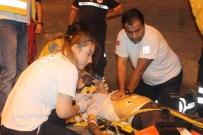 EHLİYETSİZ SÜRÜCÜ - Ehliyetsiz Sürücü Dehşet Saçtı Açıklaması 1 Ölü, 2 Yaralı