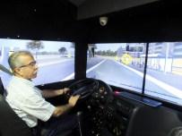 Öğrencilere Otobüs Kaptanlığı Simülatörü