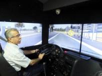 Rektör Bircan Sanal Şoför Oldu