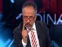 LATİF ŞİMŞEK - Latif Şimşek, Ahmet Hakan'a fena patladı