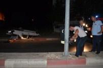 TRAKYA ÜNIVERSITESI - Kırklareli'de Trafik Kazası Açıklaması 6 Yaralı