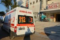 GEYIKÇELI - Ordu'da Yüksekten Düşen 5 Kişi Yaralandı
