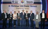 STEVE JOBS - Antalya'dan 3 Firma Türkiye'nin En Hızlı Büyüyen 100 Şirketi Arasında