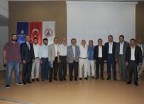 SINAN VARDAR - İstanbul Büyükşehir Belediyespor Genel Kurulu Yapıldı