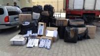 Kırıkkale'de 75 Bin Paket Kaçak Sigara Ele Geçirildi