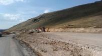 Niğde-Çiftlik Yolu İnşaatı Hızla Devam Ediyor