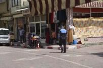 ÇEKEN AKINTI - Polis Boğulmalara Karşı Broşür Dağıttı