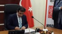 BOYA FABRİKASI - Polisan Kimya Mesleki Ve Teknik Anadolu Lisesi İçin İmzalar Atıldı
