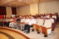 Taşköprü Belediye Başkanı Arslan'dan Bilgilendirme Toplantısı