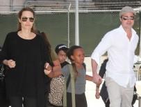 BRAD PİTT - Angelina Jolie ve Brad Pitt'in evlatlığı gerçek annesini istiyor