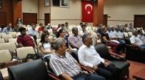 SALIH ARSLAN - Aydın Ticaret Borsası Hijyen Eğitimlerini Sürdürdü