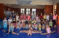 PıNAR SÜT - Cimnastik Kursları Devam Ediyor