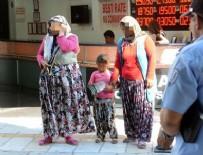 SAHTE DİLENCİ - Döviz bozduran dilencilere 216 TL ceza
