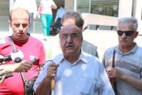 ENGELLİLER KONFEDERASYONU - Engellilerden Yerel Yönetimler Hakkında Suç Duyurusu