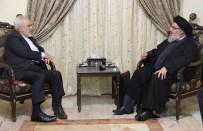 HIZBULLAH - İran Dışişleri Bakanı Zarif Lübnan'da