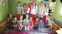Korucu'da Kuran Okuyan Öğrencilere Piknik
