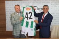 İTTIFAK HOLDING - Torku Konyaspor, İttifak Holding İle Yeniden Sponsorluk Anlaşmasına Vardı
