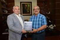 ATSO, Araştırmacı-Yazar Giray Ercenk'in Kitabını Yayınladı