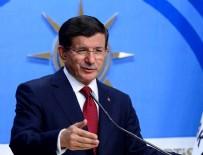 AK PARTİ GENEL MERKEZİ - Başbakan Davutoğlu: Hükümet ortaklığı kuracak zemin olmadığı anlaşılmıştır