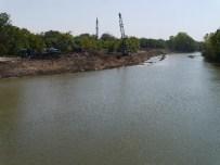 TUNA NEHRI - Edirne'de Nehir Yatakları Temizleniyor
