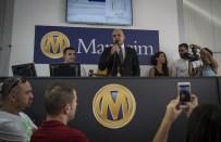 BORUSAN HOLDİNG - İkinci El Araçlar İçin Açık Arttırma Tesisi Açıldı
