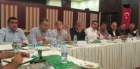 FARUK AYDıN - TOBB Tarım Kurulu Toplantısı Rize'de Yapıldı