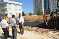 ÜÇGÖZ - Ereğli'de Asfalt Çalışmaları Sürüyor