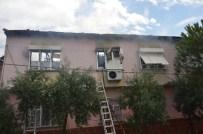 TÜP PATLAMASI - Akhisar'da Mutfak Tüpü Patladı Açıklaması 4 Yaralı