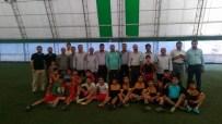 KEMAL KAHRAMAN - Kızıltepe'de Yaz Kur'an Kursları Arası Futbol Turnuvası