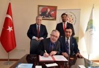 ASAD - Pakistan EXPO 2016 İçin Resmi Sözleşmeyi İmzaladı