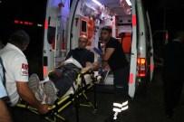 FAHRETTİN PAŞA - Tarsus Emniyet Müdürü Yardımcısı Ayağından Vuruldu
